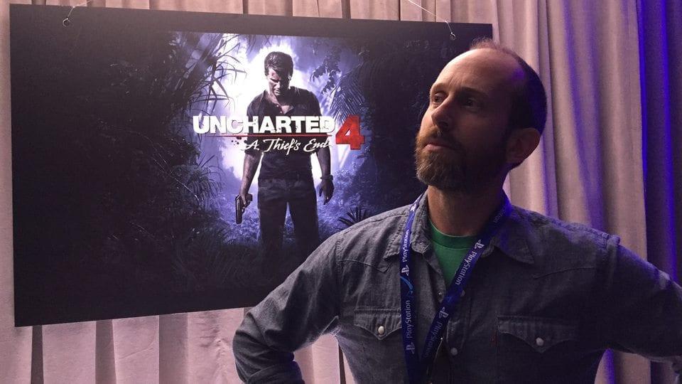 Bruce Straley exits Naughty Dog