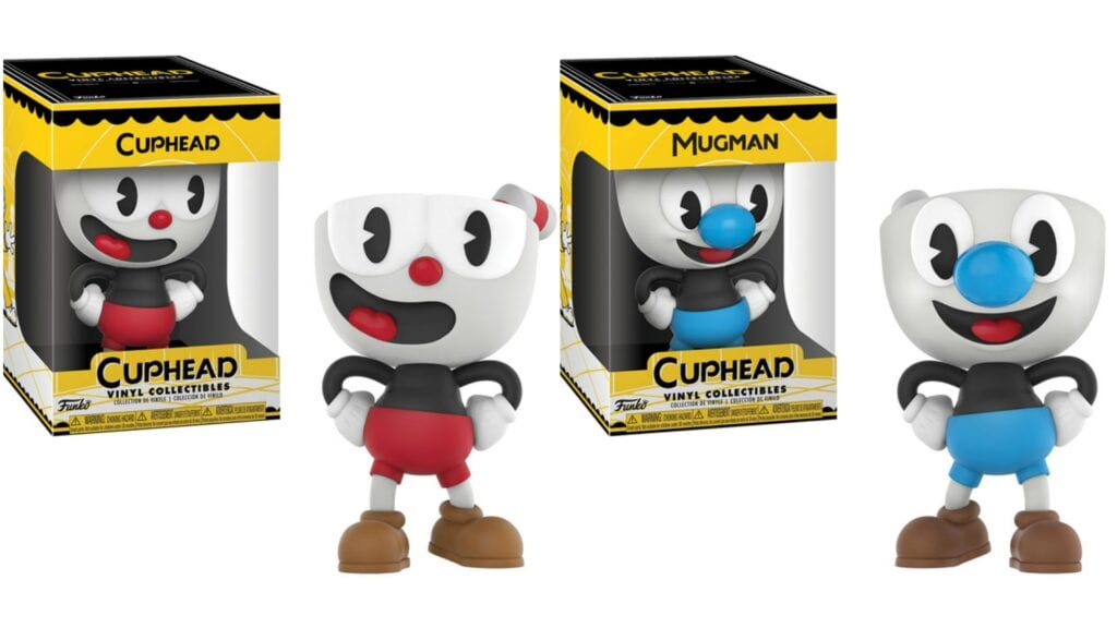 cuphead figures