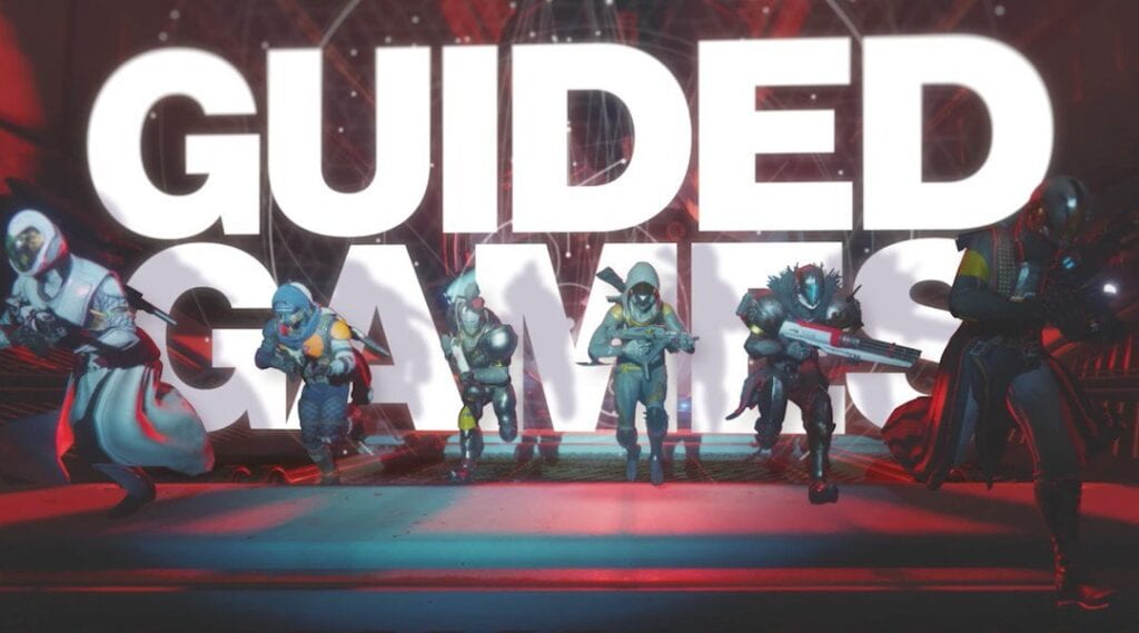 Destiny 2's Guided Games