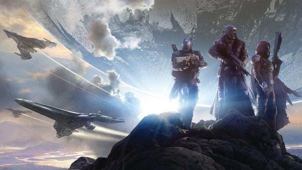 Destiny 2 Main Quest Mission