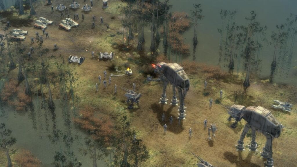 Developer Petroglyph Teams up With Disney to Restore Star Wars: Empire at War's Multiplayer