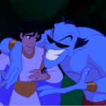 Aladdin Remake Set Photo