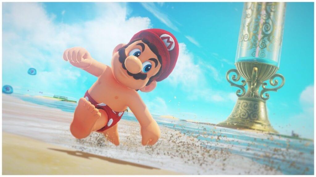Super Mario Odyssey Information