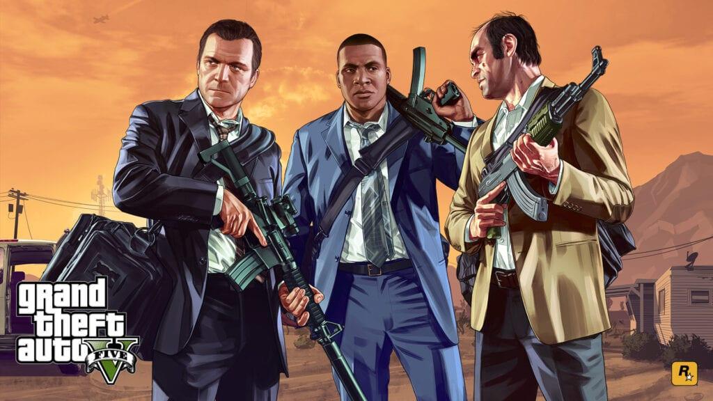 Name Grand Theft Auto V