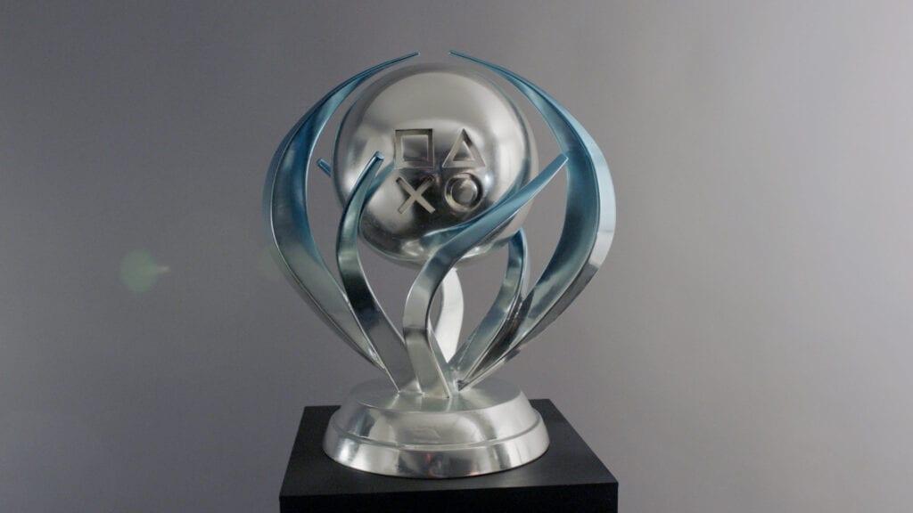Platinum Trophies