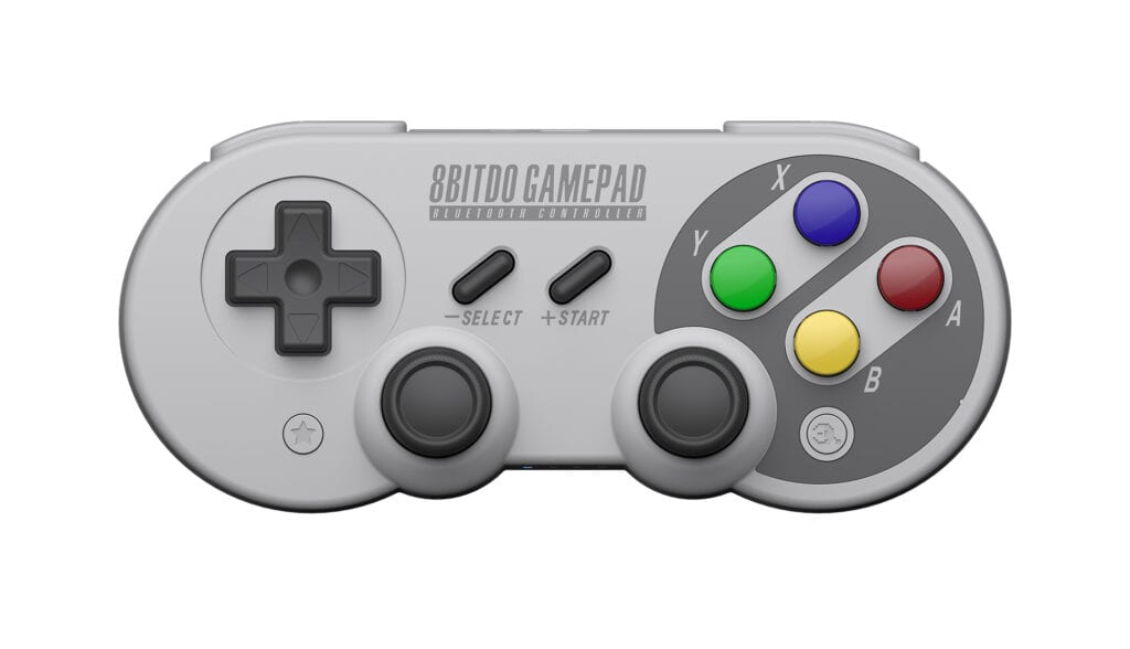 SNES Nintendo Switch Controllers