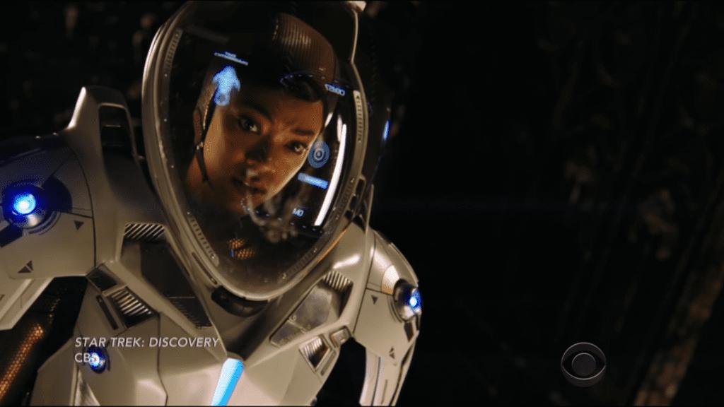 Sonequa Martin-Green Star Trek Discovery