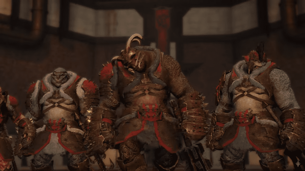Shadow of War Warmonger Tribe