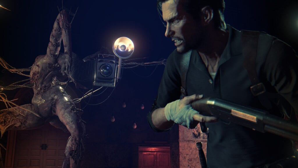 Evil Within 2's horror elements