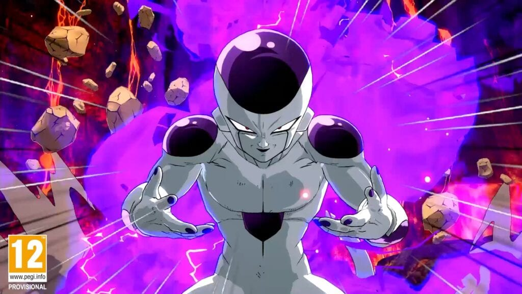 Dragon Ball FighterZ Frieza Blows Up the Earth in New Gameplay Trailer (VIDEO)