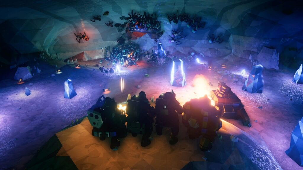 Deep Rock Galactic is Like Left 4 Dead and Minecraft, But With Space Dwarves (VIDEO)