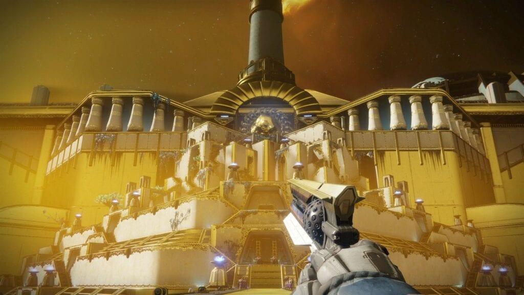 Destiny 2 Raid Keys Will Vanish After Each Weekly Reset