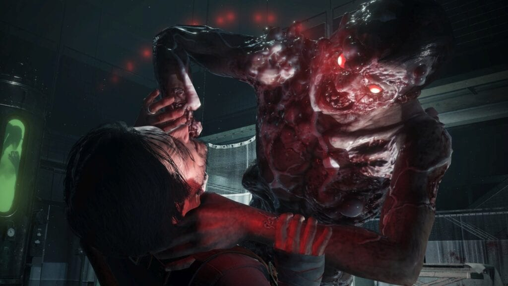 Evil Within Director Interested in Porting Sequel to Nintendo Switch