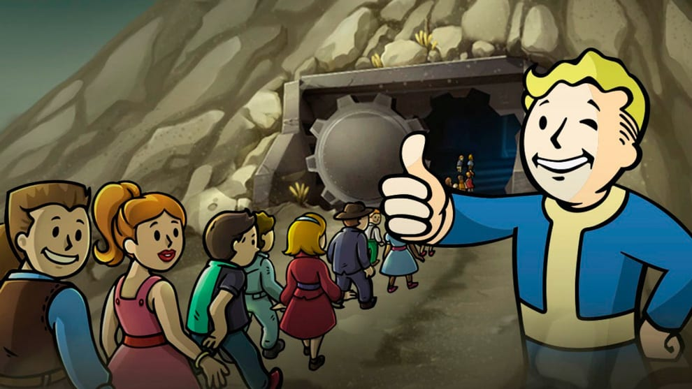 100 Million Fallout Shelter Downloads