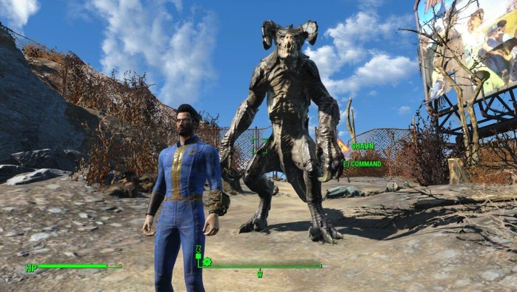 Fallout 4 Nintendo Switch