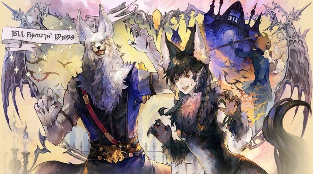 Final Fantasy XIV: All Saints' Wake