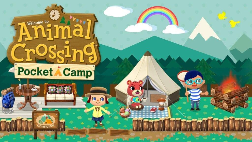 Animal Crossing Pocket