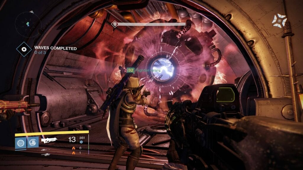 Destiny 2 Prison of Elders