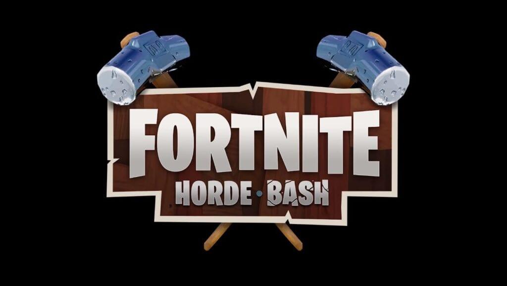 Fortnite's Horde Bash