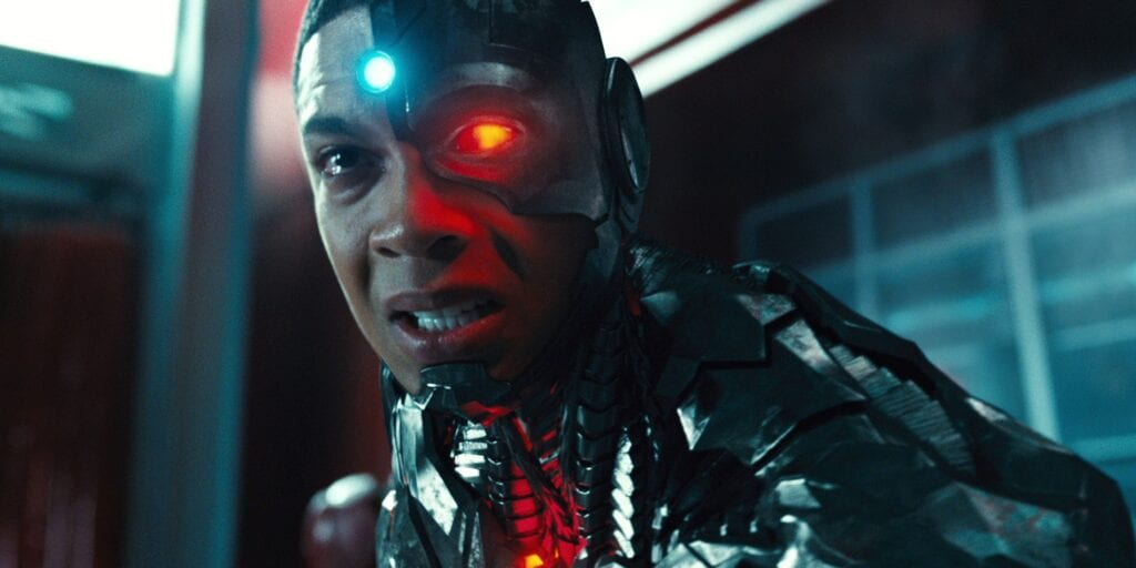 Cyborg Featurette