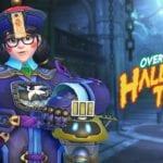 Overwatch Halloween Skins