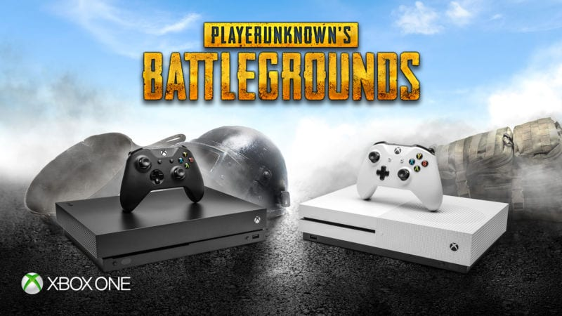 PUBG Release Date Confirmed for Xbox One