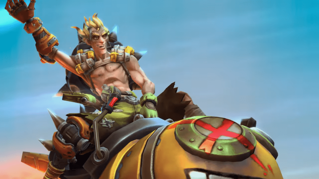 Heroes of the Storm Junkrat