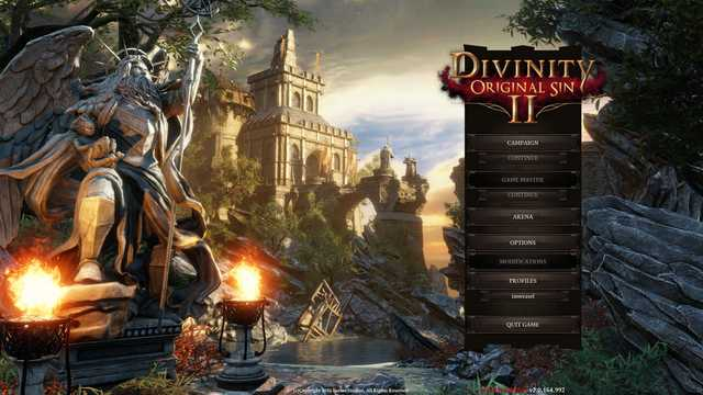 Divinity: Original Sin 2 Update