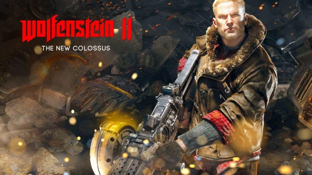 Wolfenstein II: The New Colossus PC Specs