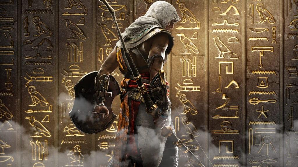 Creed Origins Hieroglyphs