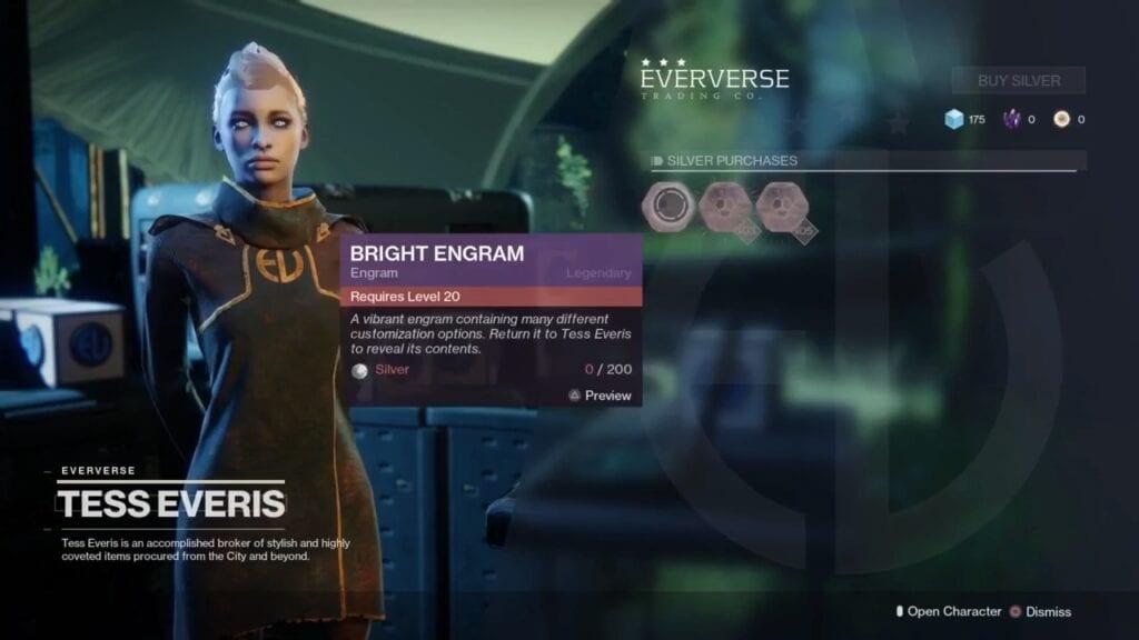 Destiny 2 Weekly Reset - October 17