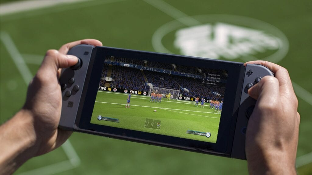 FIFA 18 Online Multiplayer is Limited on the Nintendo Switch