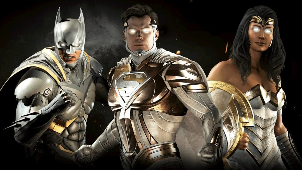 Injustice 2 Gear Will Be Restored in Next Update