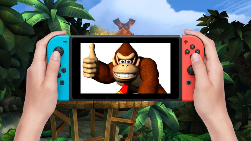 New Donkey Kong Game Might Be In The Works at Nintendo