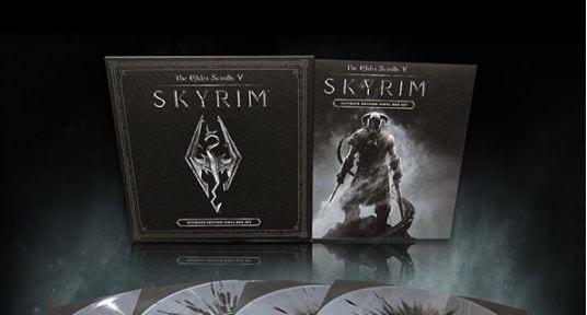 Skyrim Vinyl Box Set