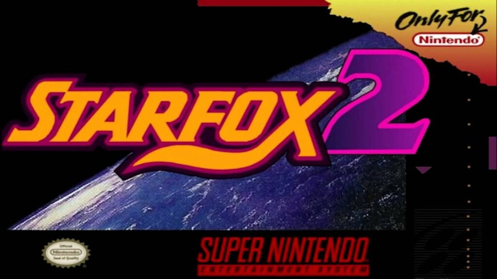 star fox 2 cartridges