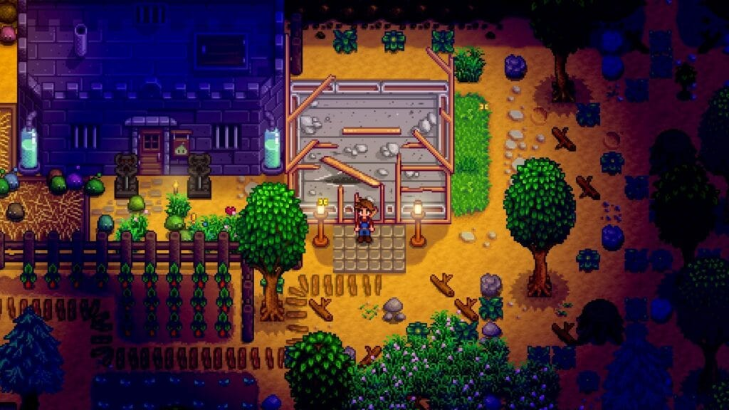 Stardew Valley Nintendo Switch Releases This Week – No Multiplayer at Launch