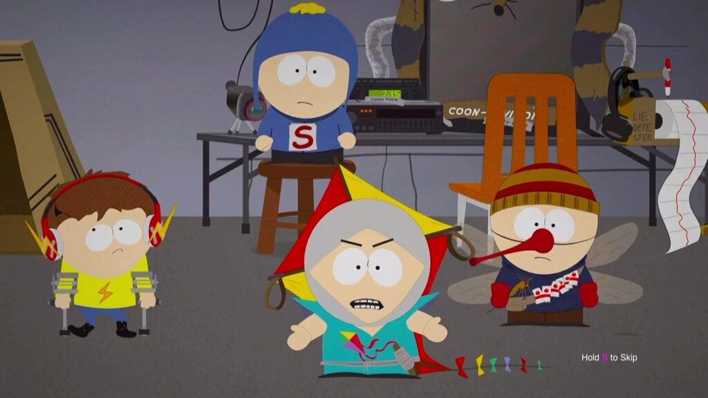 YouTubers Playing South Park: The Fractured But Whole Are Getting Hit With Demonetization