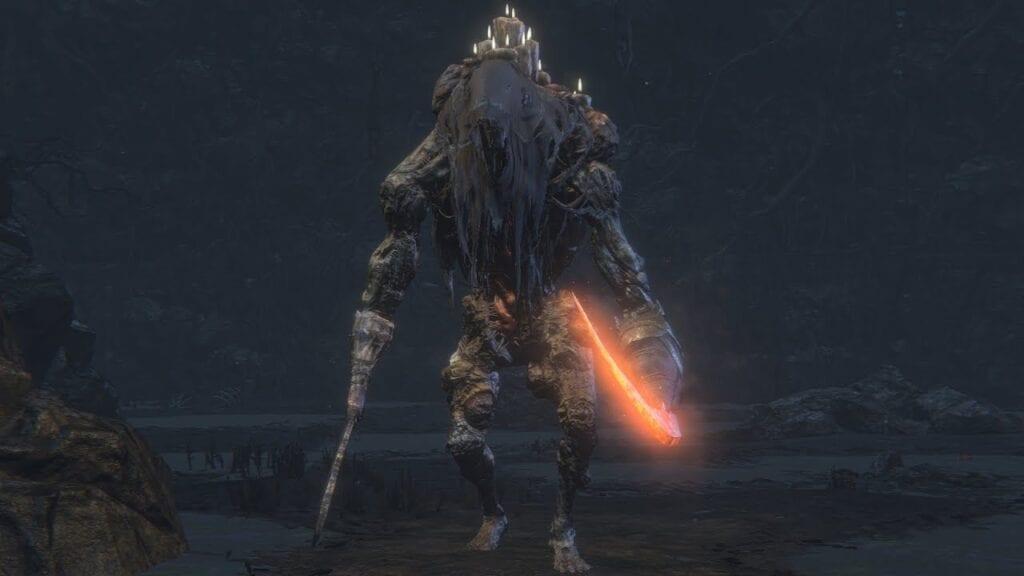 Rare Bloodborne Enemy discovered