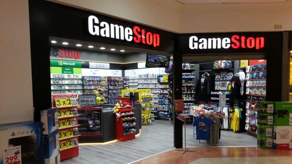 200 GameStop stores