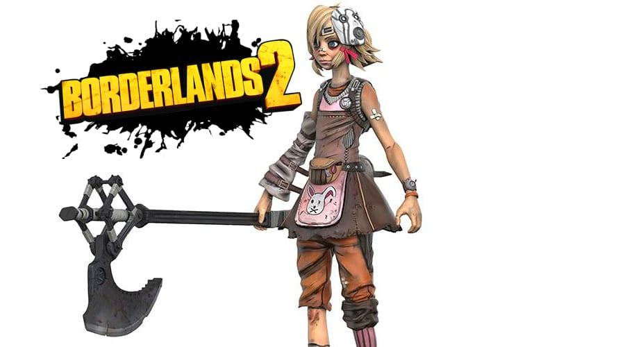 Borderlands 2 Figures