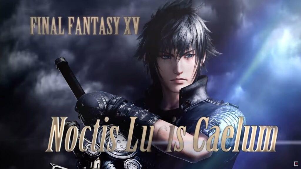 Final Fantasy NT Trailer