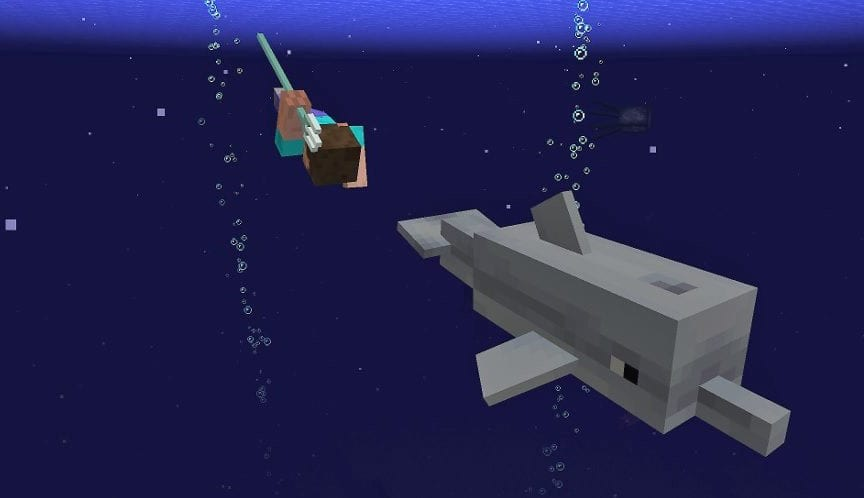 Minecraft Update Aquatic