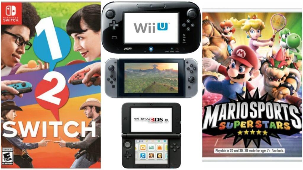 Nintendo Holiday Sale