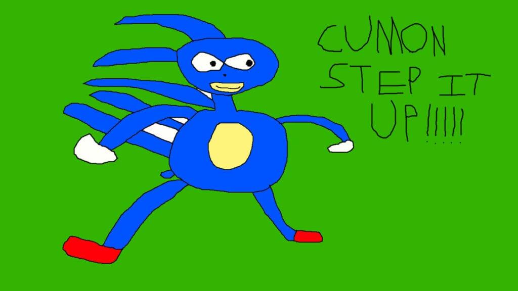 Sonic Forces - Sanic DLC
