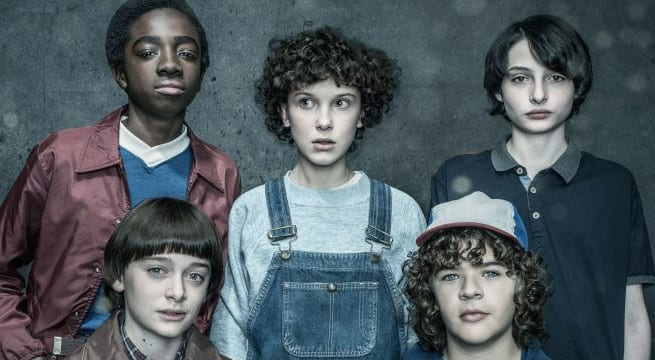Duffer Brothers discuss Stranger Things season 3