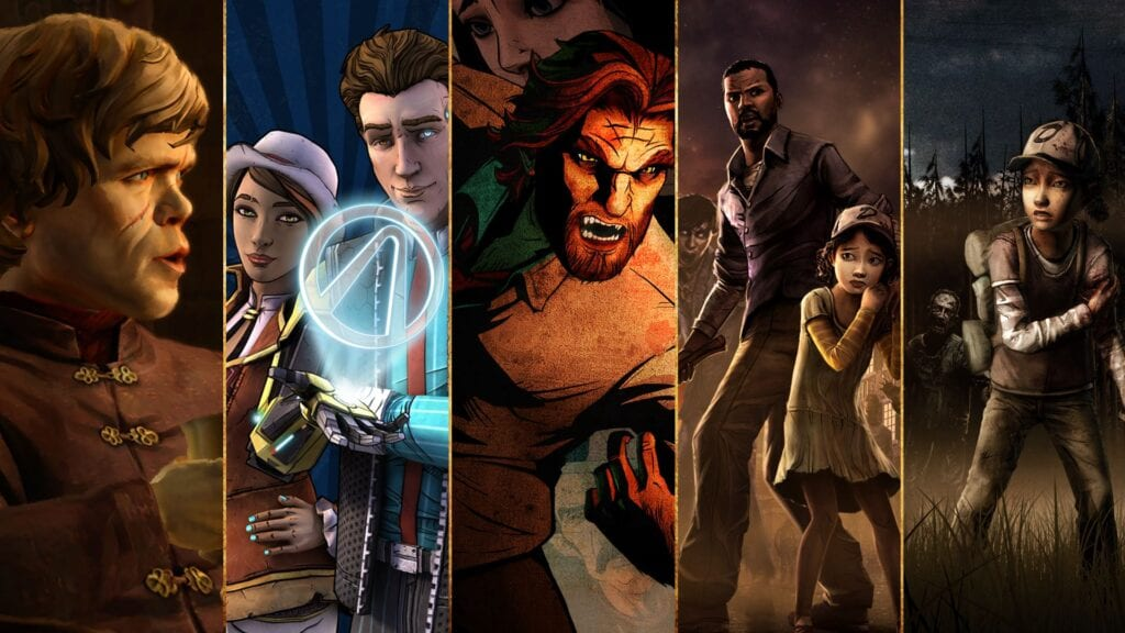 Telltale Games restructuring