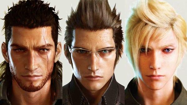 Final Fantasy XV Anniversary Update