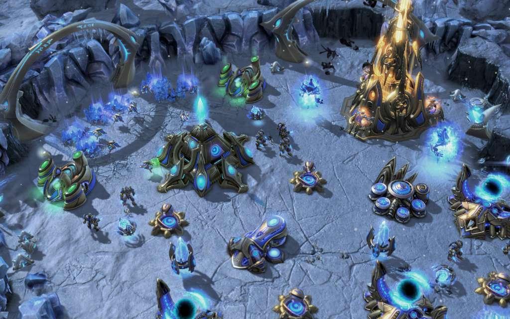 Blizzard's StarCraft II