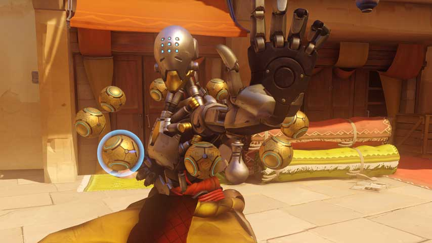 Overwatch Players Banned